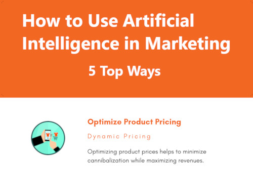 How to use Artificial Intelligence in Marketing